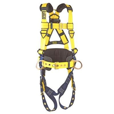 Picture of DBI Sala Delta™ Construction Style Positioning Harness