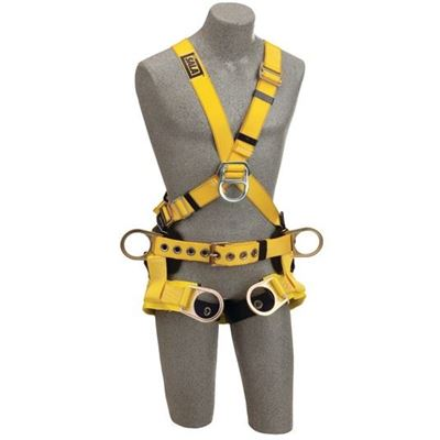Picture of DBI Sala Delta™ Cross-Over Style Tower Climbing Harness