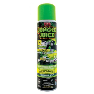 Picture of Doktor Doom 200g Jungle Juice Insect Repellent - DEET-Free