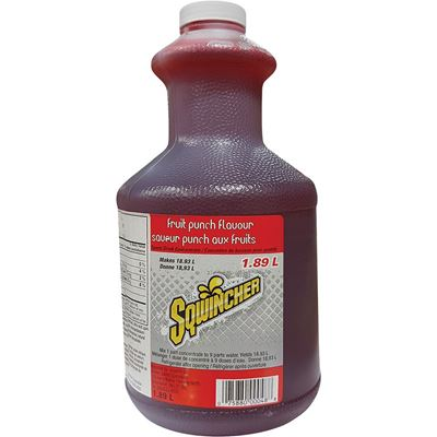 Picture of Sqwincher® 64 oz. Liquid Sports Drink Concentrate - Fruit Punch