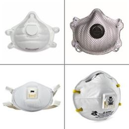 Picture for category Disposable Respirators