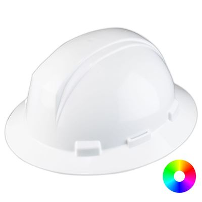 Picture of DSI Kilimanjaro Full Brim Hard Hat, Type 1 - Ratchet Suspension