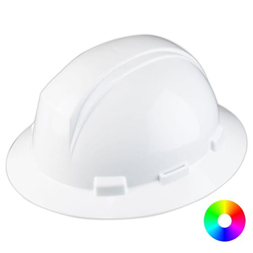 Picture of DSI Kilimanjaro Full Brim Hard Hat, Type 2 - Ratchet Suspension