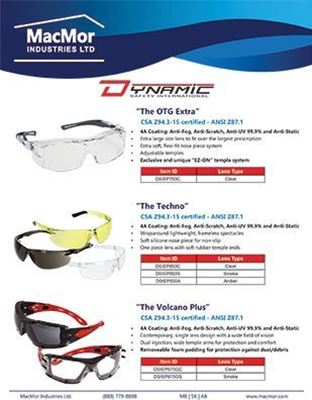 Picture for DSI - Protective Eyewear