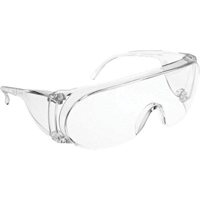 Picture of DSI EP700C Visitor Safety Glasses - A3 - Clear Lens