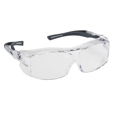 Picture of DSI OTG Extra Flexi-Fit Glasses with Clear Lens