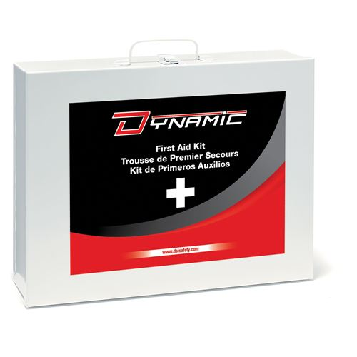 Picture of DSI CSA Type 3 Intermediate First Aid Kit - Metal Box - Large