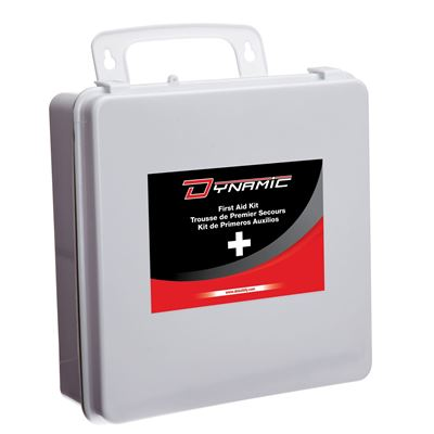 Picture of Federal First Aid Kit B - Plastic Box
