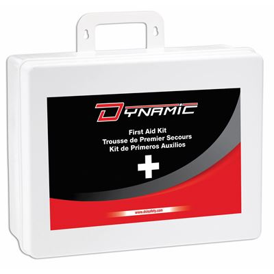 Picture of Federal First Aid Kit C - Plastic Box