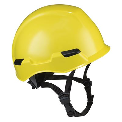 Picture of DSI Yellow Rocky Hard Hat, Type 2 - Ratchet Suspension