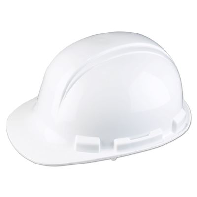 Picture of DSI White Whistler Hard Hat, Type 1  - Pin Lock Suspension