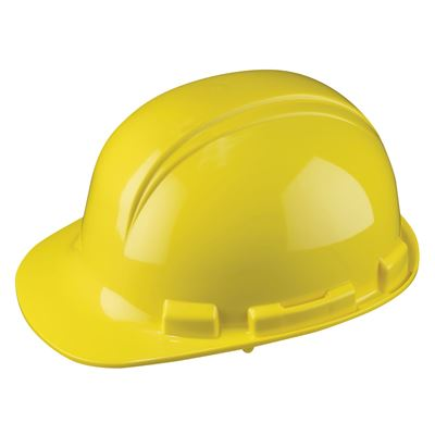 Picture of DSI Yellow Whistler Hard Hat, Type 1  - Pin Lock Suspension