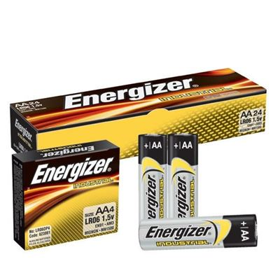 Picture of Energizer® AA Industrial Batteries