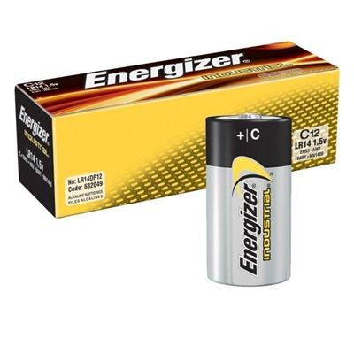 Picture of Energizer® C Industrial Batteries