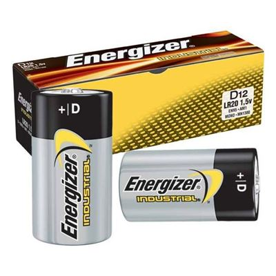 Picture of Energizer® D Industrial Batteries