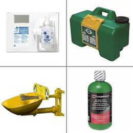 Picture for category Eyewash Stations and Supplies