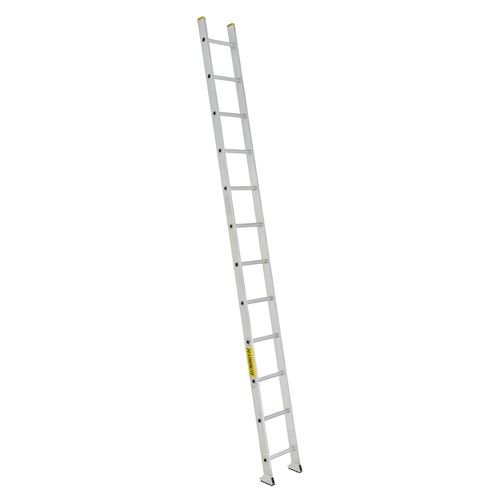 Picture of Featherlite Series 4100 Extra Heavy Duty Aluminum Straight Ladder