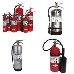 Picture for category Fire Extinguishers
