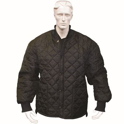 Picture of FJ002 Black Deluxe Cooler Jacket
