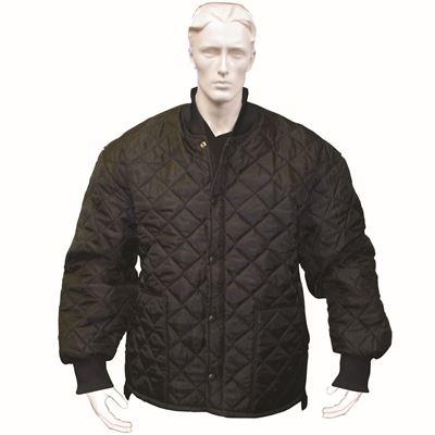 Picture of FJ002 Black Deluxe Cooler Jacket