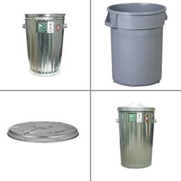 Picture for category Garbage Cans