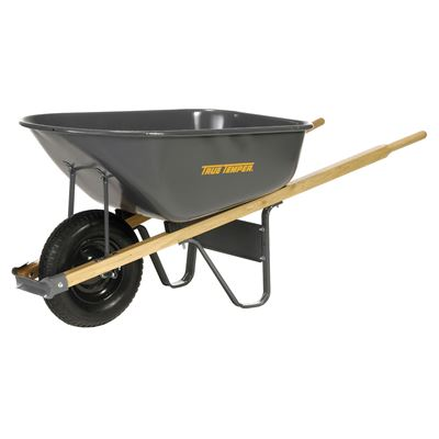 Picture of Garant® True Temper Contractor Steel Wheelbarrow