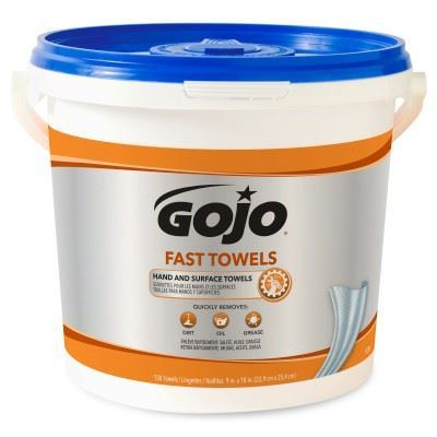 Picture of GOJO® Fast Wipes Hand Cleaning Towels