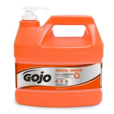 Picture of GOJO® Natural Orange Hand Cleaner with Pumice