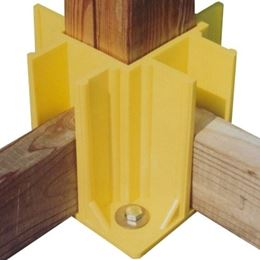 Picture for category Guard Rail Brackets