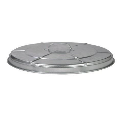 Picture of Galvanized Steel Garbage Can Lid