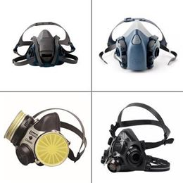 Picture for category Half Facepiece Respirators