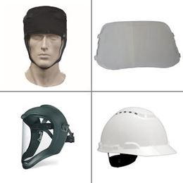 Picture for category Head and Face Protection