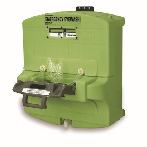 Picture of Honeywell Fendall 7 Gallon Pure Flow 1000 Eyewash Station