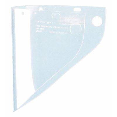 Picture of Fibre-Metal® Clear F500 Extended Faceshield Windows