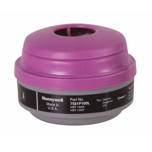 Picture of North by Honeywell Organic Vapour Cartridge with P100 Filter