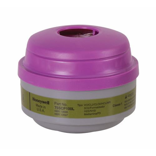 Picture of North by Honeywell Defender Multi-Purpose Cartridge with P100 Filter