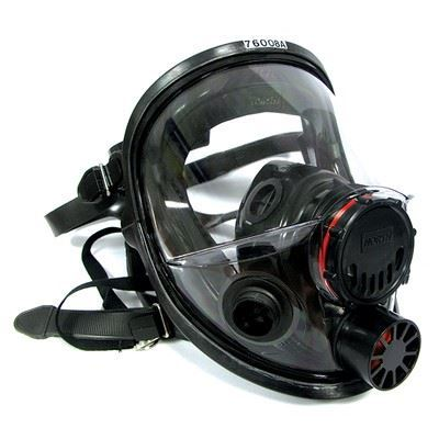 Picture of North by Honeywell 7600 Series Full Facepiece Reusable Respirator - Medium/Large