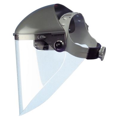 "Picture of Fibre-Metal® Headgear with 7"" Crown"