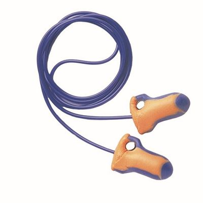 Picture of Howard Leight Laser Trak Detectable Earplugs