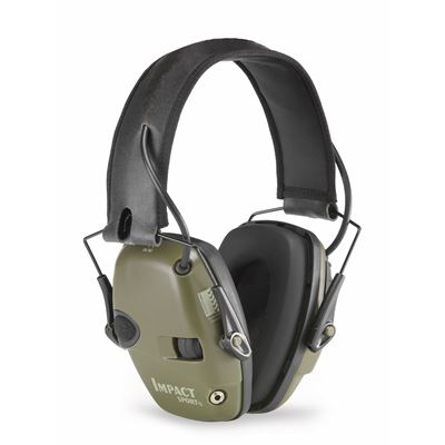 Picture of Howard Leight Impact Sport Sound Amplification Earmuffs