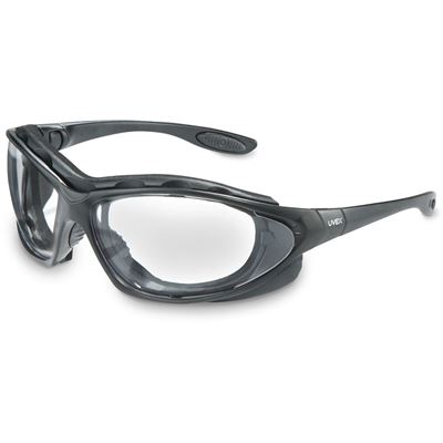 Picture of Uvex Seismic Sealed Eyewear - Hydroshield - Clear