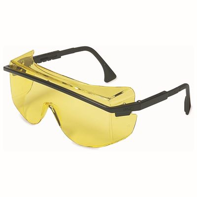 Picture of Uvex Astro OTG 3001 Safety Eyewear - Ultra-Dura - Amber