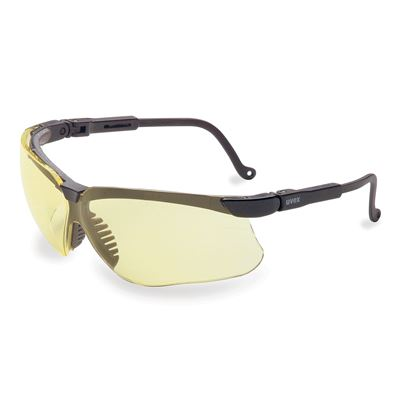 Picture of Uvex Genesis Safety Glasses - Ultra-Dura - Amber