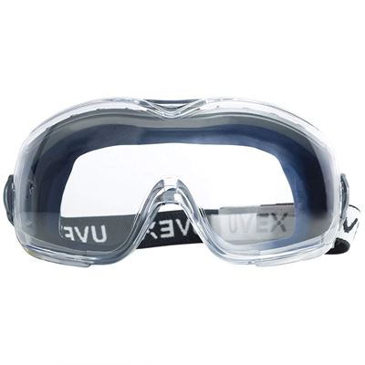 Picture of Uvex Stealth OTG Safety Goggles - Dura-Streme Dual Clear Lens