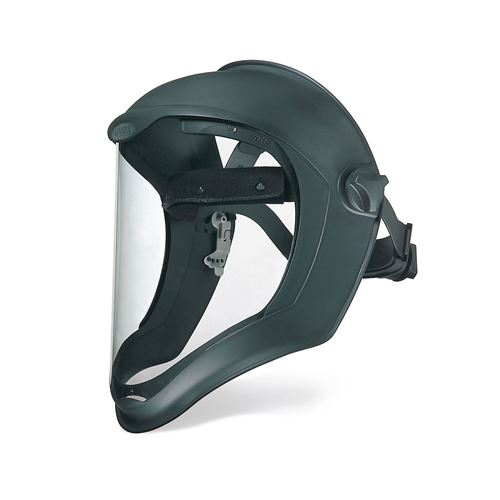 Picture of Uvex Bionic Faceshield with Clear Uncoated Visor