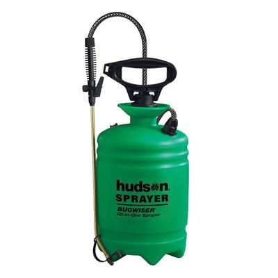 Picture of Hudson® 2 in 1 Yard & Garden/Deck & Fence Polyethylene Sprayer