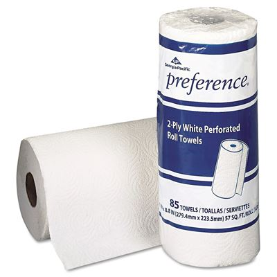 Picture of Preference®  Perforated 2-Ply Roll Towels