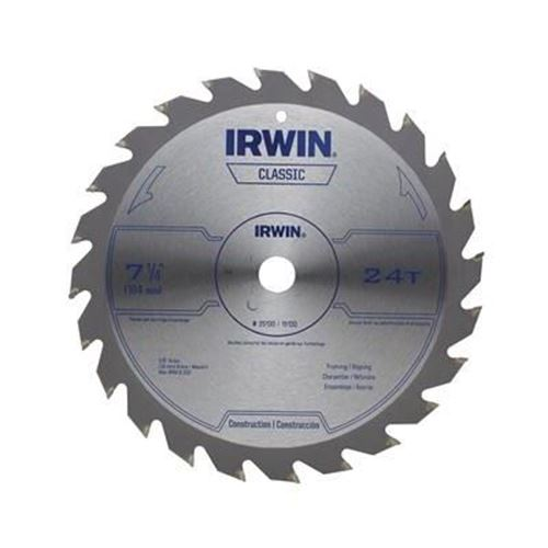 "Picture of Irwin® 7-1/4"" Classic Series Circular Saw Blade - 24 TPI"