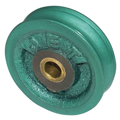 "Picture of JET 5"" Cast Iron Single Sheave"