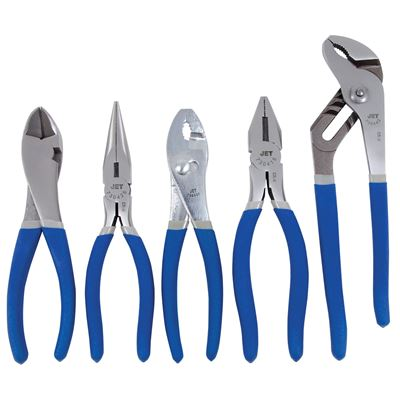 Picture of JET Mechanic's Pliers Set - 5 Piece